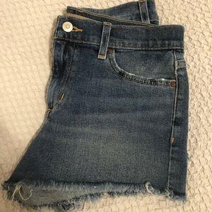 Joes jean shorts